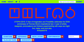 UTOPIA 2016 screenshot